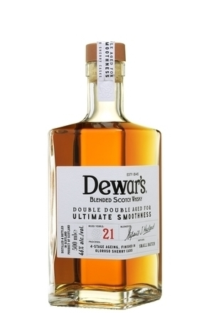 Dewar's Double Double 21 Year Old image