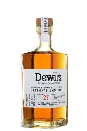 Dewar's Double Double 27 Year Old image