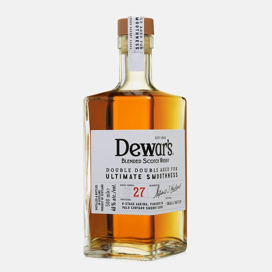 Dewar's Double Double 27 Year Old