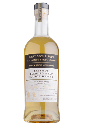 Berry Bros & Rudd Speyside Blended Malt image