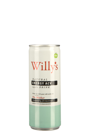 Willy's Natural Energy ACV Drink