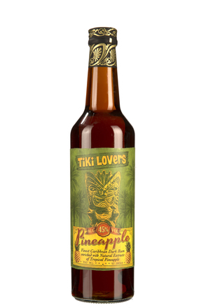 Tiki Lovers Pineapple Dark Rum