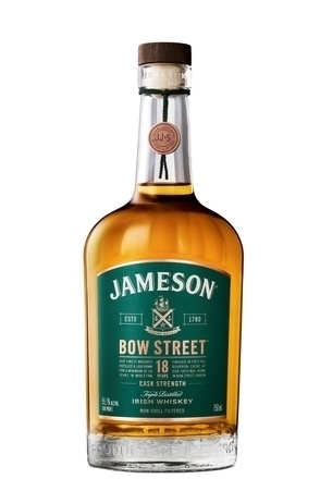Jameson Bow Street 18yo Cask Strength