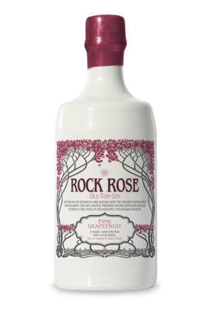 Rock Rose Gin - Pink Grapefruit Old Tom image