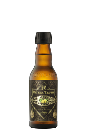 The Bitter Truth Olive Bitters image