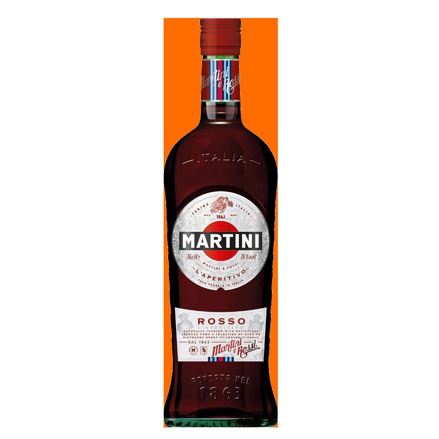 Martini Rosso vermouth image
