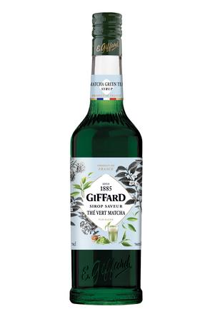 Giffard Matcha Green Tea Syrup
