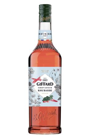 Giffard Rhubarb Syrup