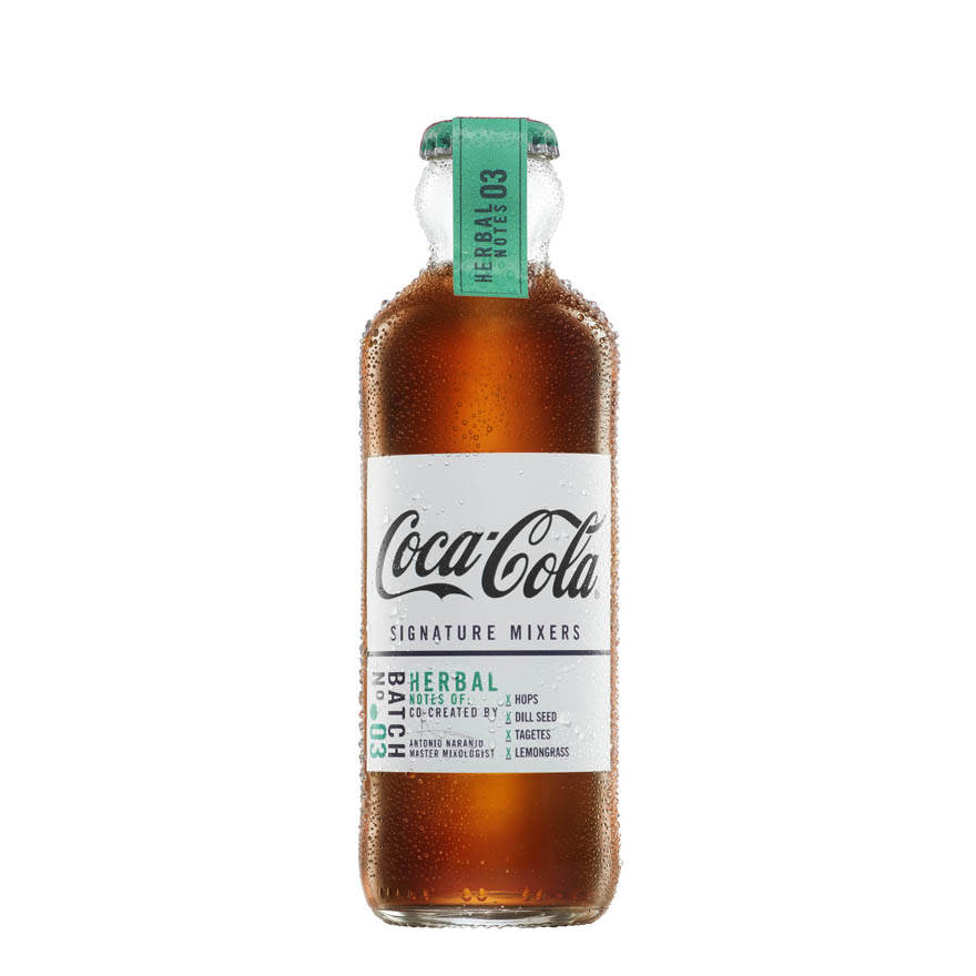 Coca-Cola Signature Mixers No.3 Herbal image