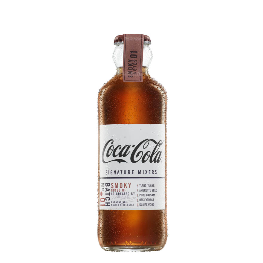 Coca-Cola Signature Mixers No.1 Smoky image