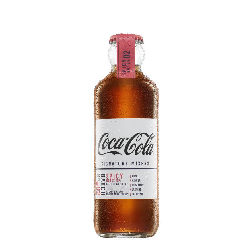 Coca-Cola Signature Mixers No.2 Spicy image