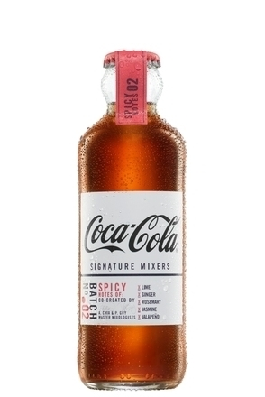 Coca-Cola Signature Mixers No.2 Spicy