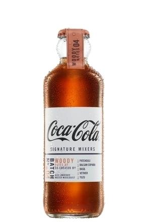Coca-Cola Signature Mixers No.4 Woody image