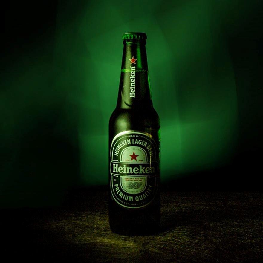 Heineken Lager Beer image