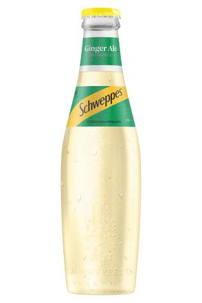 Schweppes Original Ginger Ale (Greek pack)