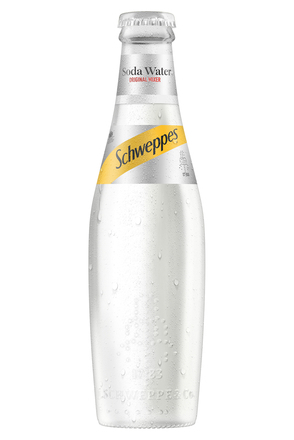 Schweppes Soda Water (Greek pack) image