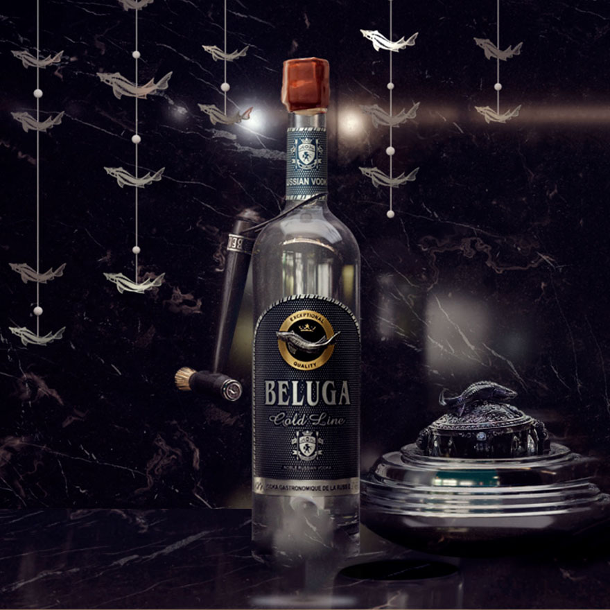 Beluga Gold Line Vodka image