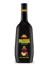 Passion fruit liqueur image
