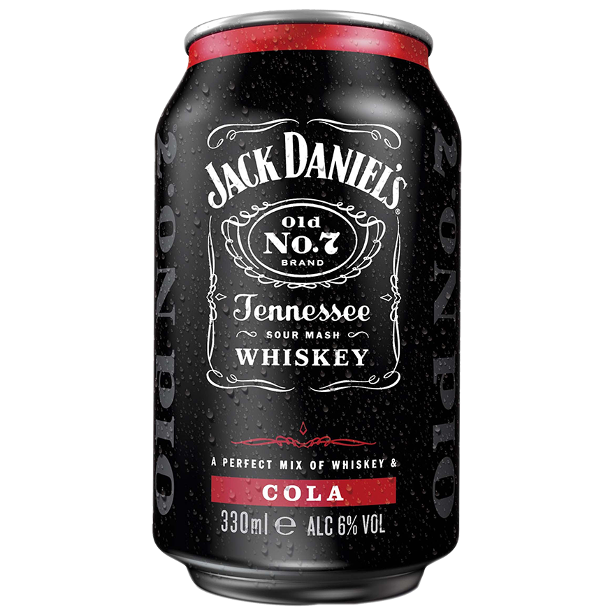Jack Daniel's Old No.7 Cola image
