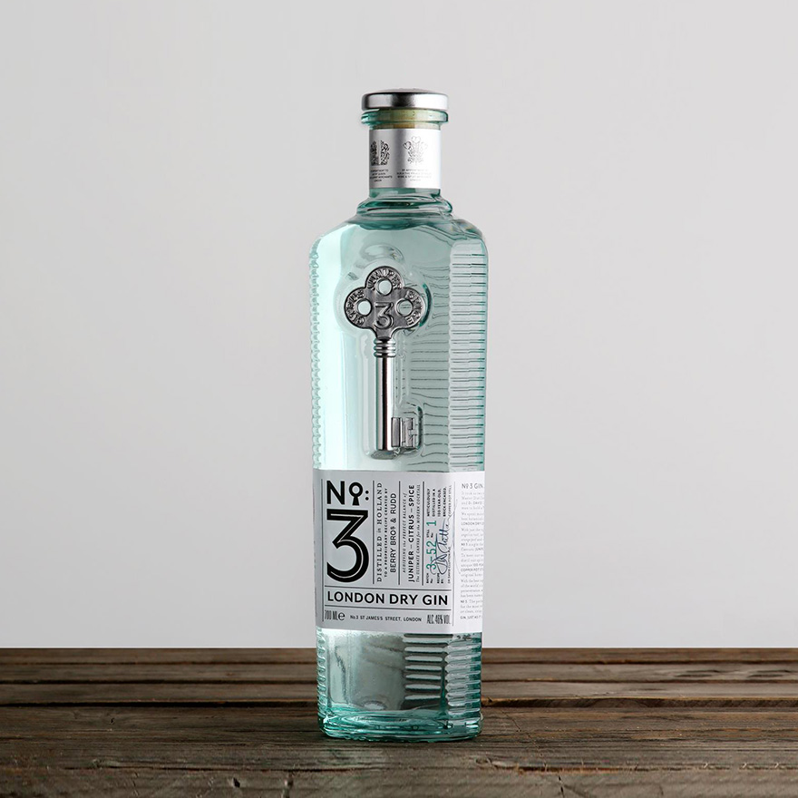 No.3 London Dry Gin image