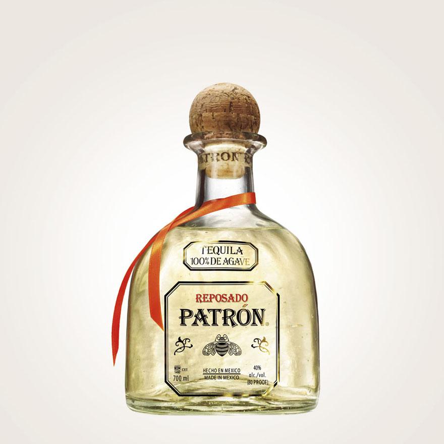 Patrón Reposado Tequila image