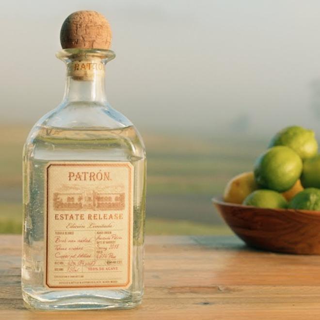 Patrón Estate Release image