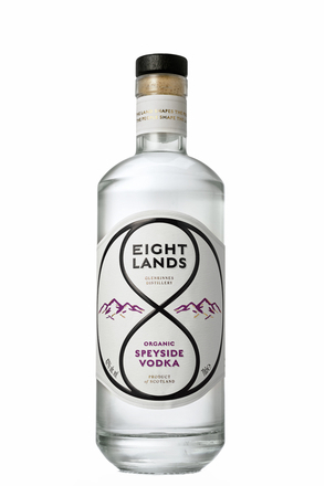 Eight Lands Vodka