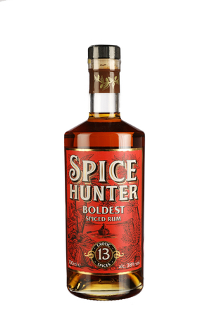 Spice Hunter Boldest Spiced Rum image