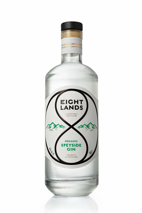 Eight Lands Gin  image