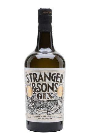 Stranger & Sons Gin image