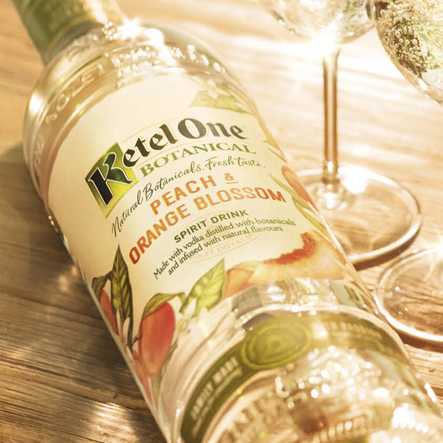 Ketel One Peach & Orange Blossom