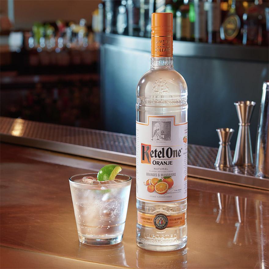 Ketel One Oranje Vodka image