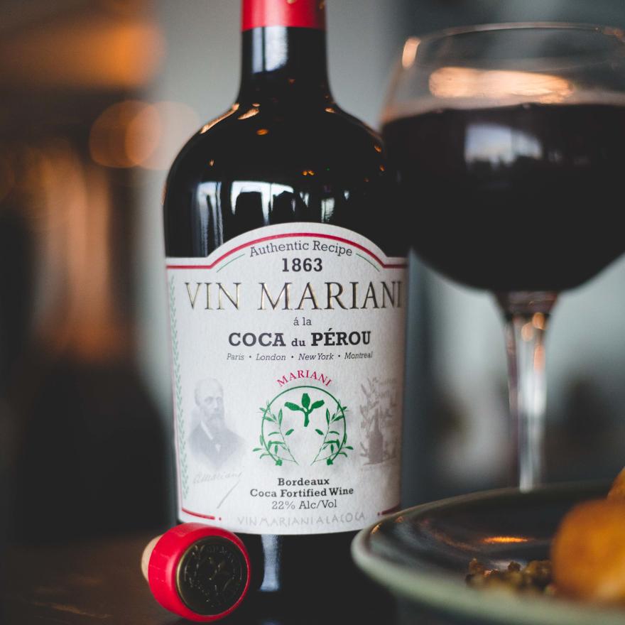 Vin Mariani image