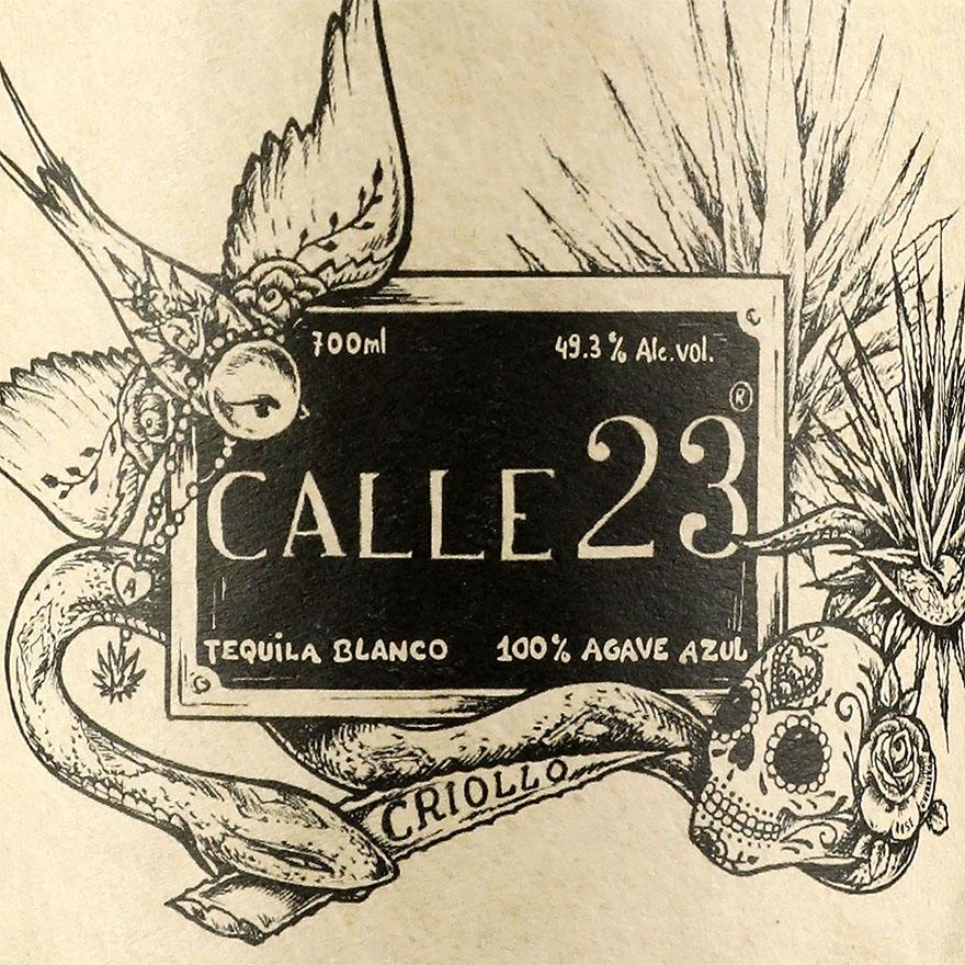 Calle 23 Criollo Blanco image