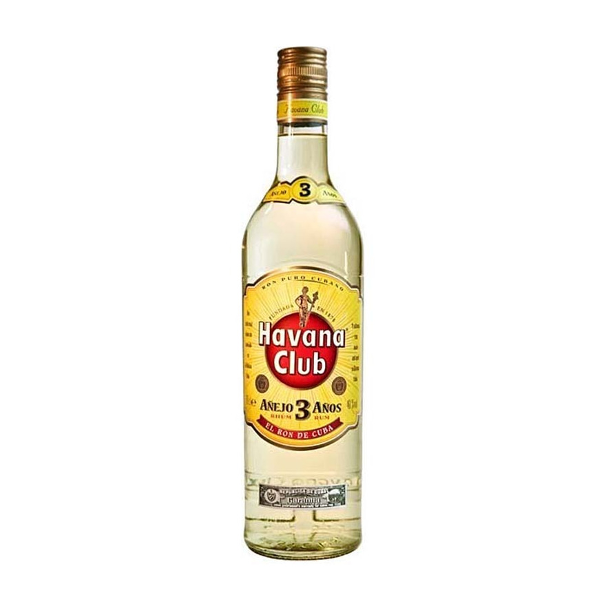 Havana Club 3 Year Old image
