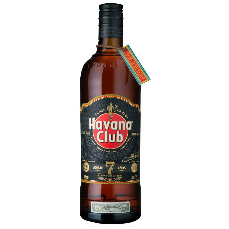 Havana Club 7 Year Old image