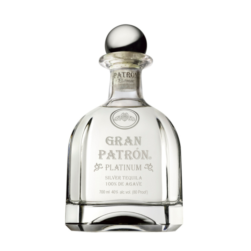Gran Patron Platinum Tequila image