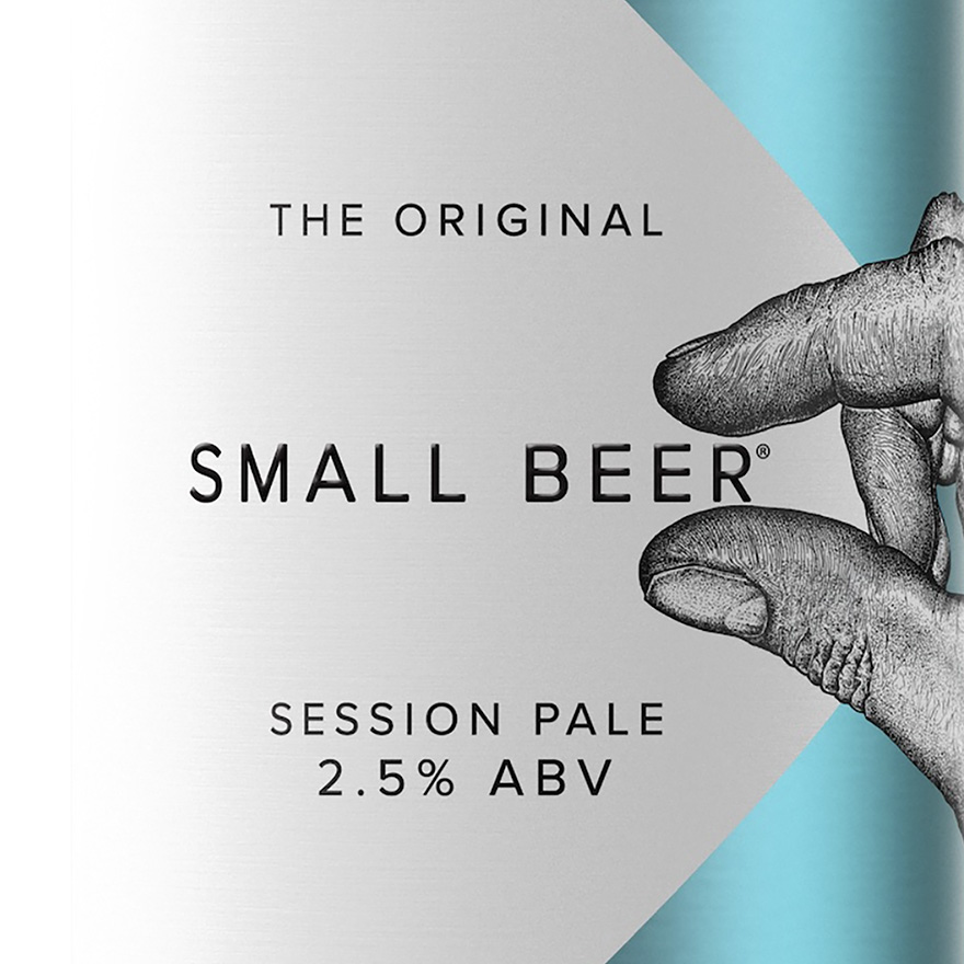 The Original Small Beer Session Pale image
