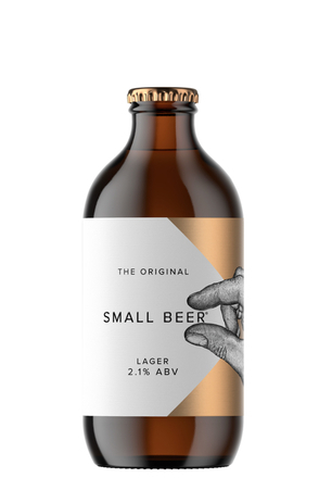 The Original Small Beer Lager image