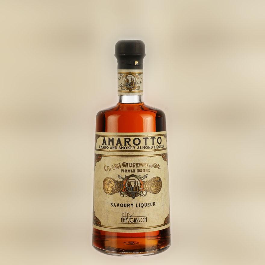 The Gibson Casoni Amarotto Liqueur image