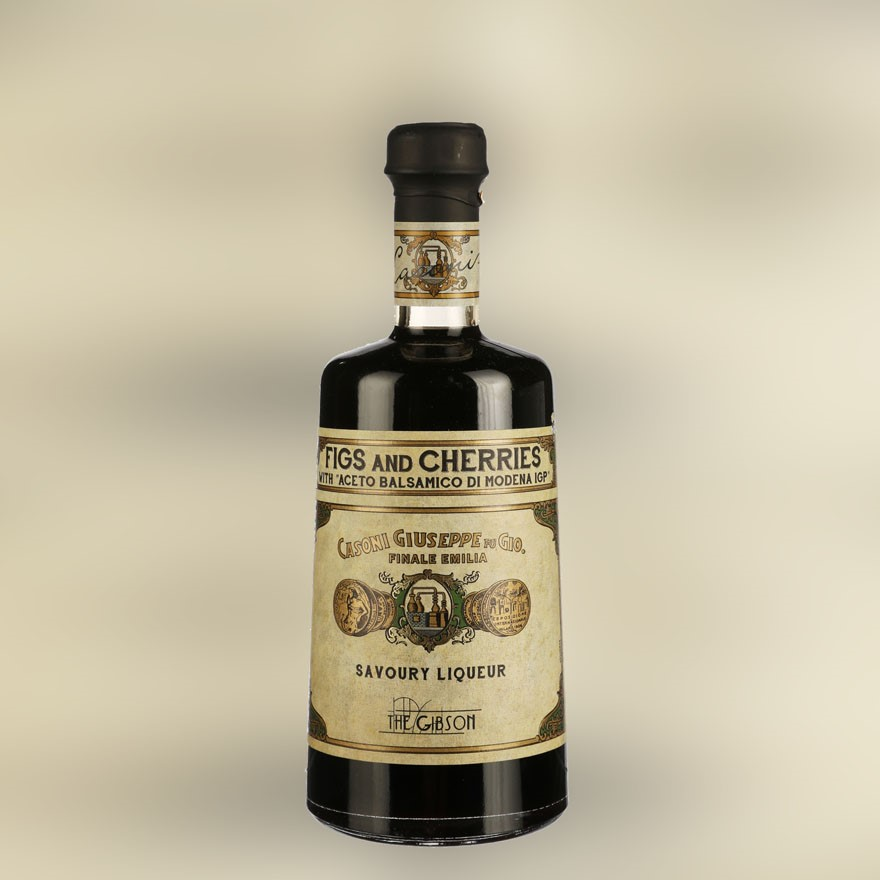 The Gibson Casoni Figs And Cherries Liqueur image
