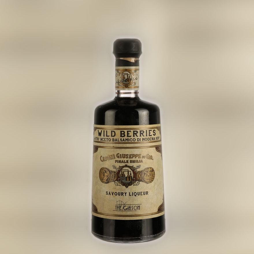 The Gibson Casoni Wild Berries Liqueur image