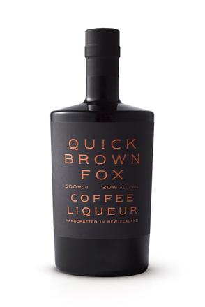 Quick Brown Fox Coffee Liqueur image