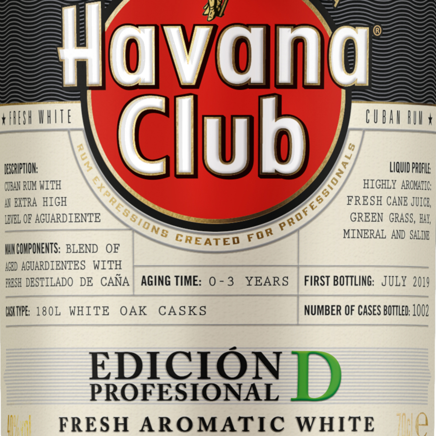 Havana Club Professional Edición D image
