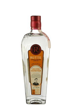 Rutte Old Tom Genever image