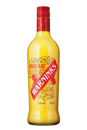 Warninks Advocaat liqueur image