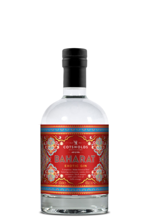 Cotswolds Baharat Gin image