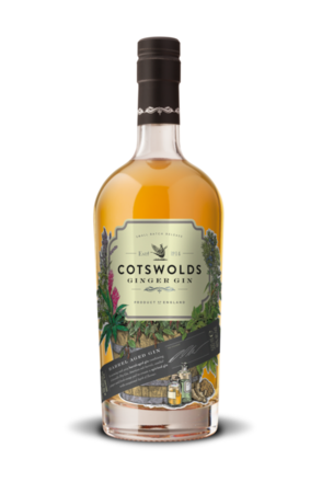 Cotswolds Ginger Gin image