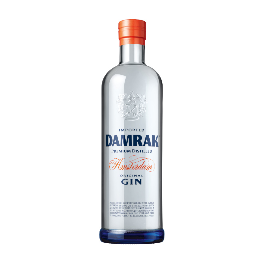 Damrak Gin image