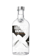 Vodka - Vanilla flavoured
